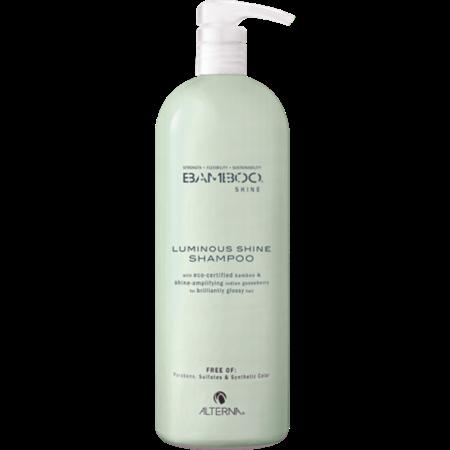 Alterna Bamboo Luminous Shine Shampoo 1000 ml - Шампунь, сияние и блеск - фото 4487