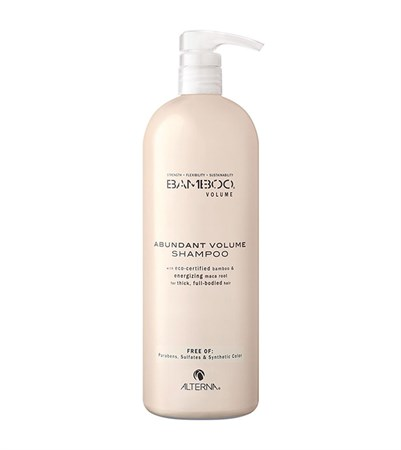 Alterna Bamboo Abundant Volume Shampoo - Шампунь для объема 1000мл - фото 4512