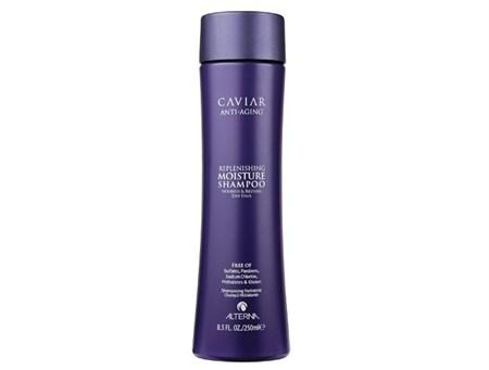 Alterna Caviar Anti-Aging Replenishing Moisture Shampoo - Шампунь увлажняющий c морским шёлком 250мл - фото 4521