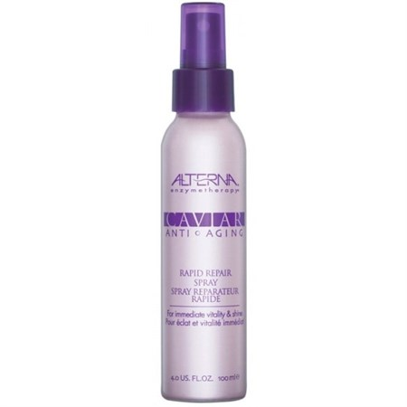 "Alterna Caviar Anti-Aging Rapid Repair Spray - Спрей-блеск мгновенного действия"" 125мл - фото 4530"