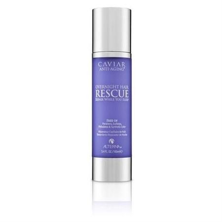 Alterna Caviar Anti-Aging Overnight Hair Rescue - Эмульсия активная ночная восстанавливающая 100мл - фото 4532