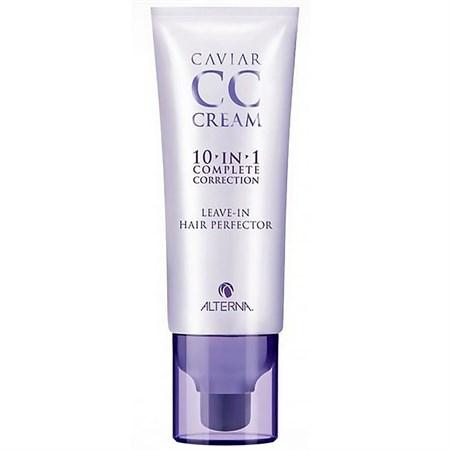 Alterna Caviar CC Cream - Комплексный уход-корректор для волос 74 мл - фото 4537