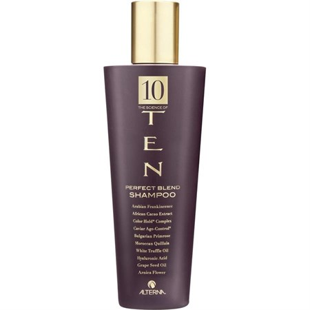 Alterna Luxury Ten The Science of Ten Shampoo 10 - Шампунь Формула 10 быстрое восстановление 250мл - фото 4545