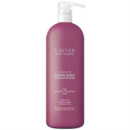 Alterna Caviar Infinite Color Hold Conditioner - Кондиционер 1000мл для защиты цвета окрашенных волос - фото 4549