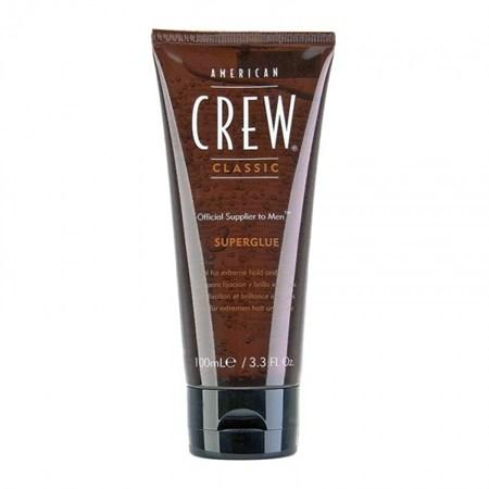 American Crew Superglue - Гель для волос ультра сильной фиксации 100мл - фото 4581