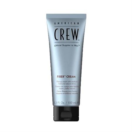 American Crew Fiber Cream - Крем средней фиксации с натуральным блеском 100 мл - фото 4592