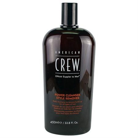 American Crew Power Cleancer Style Remover - Шампунь очищающий волосы от укладочных средств 450мл - фото 4610