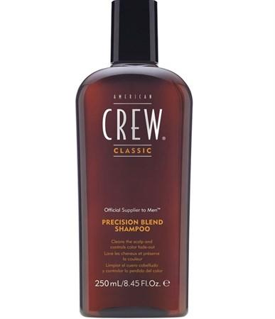 American Crew Precision Blend Shampoo - Шампунь для окрашенных волос 250мл - фото 4614