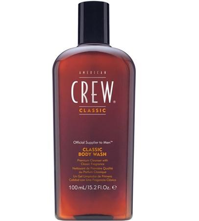 American Crew Classic Body Wash - Гель для душа 100мл - фото 4622