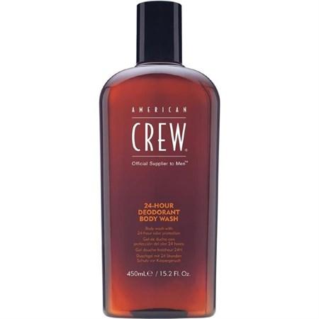 American Crew 24-Hour Deodorant Body Wash - Дезодорирующий гель для душа 450мл - фото 4624