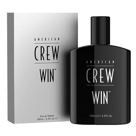 American Crew Eau de Parfum WIN - Туалетная вода для мужчин 100 мл - фото 4631