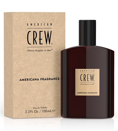 American Crew Americana Fragrance - Туалетная вода для мужчин 100мл - фото 4633
