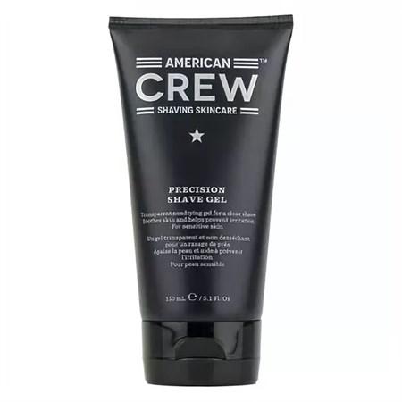 American Crew Precision Shave Gel - Гель для бритья 150мл - фото 4640