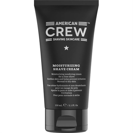American Crew Moisturizing Shave Cream - Крем увлажняющий для бритья 150мл - фото 4642