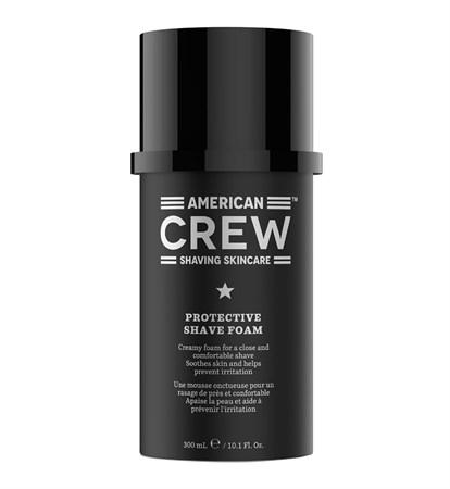 American Crew Protective Shave Foam - Защитная пена для бритья 300 мл - фото 4643