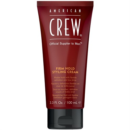 American Crew Firm Hold Styling Cream - Крем сильной фиксации 100мл - фото 4652
