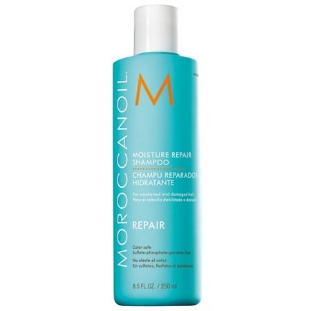 Moroccanoil Moisture Repair Shampoo - Шампунь увлажнение + восстановление 250мл - фото 4666
