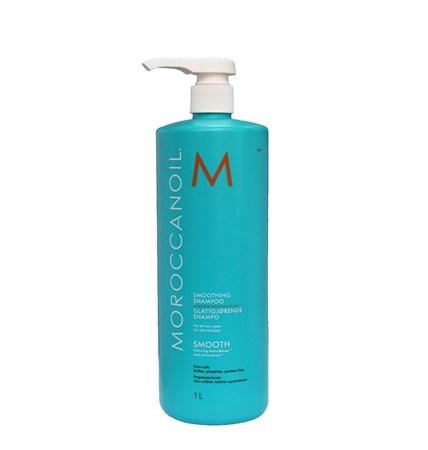 Moroccanoil Smoothing Shampoo - Шампунь разглаживающий безсульсфатный 1000мл - фото 4671