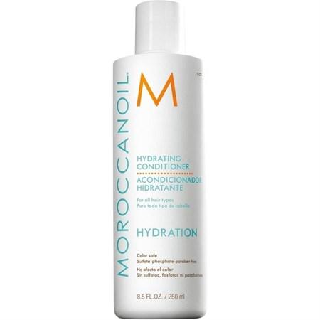 Moroccanoil Hydrating Conditioner - Кондиционер увлажняющий для всех типов волос 250мл - фото 4681