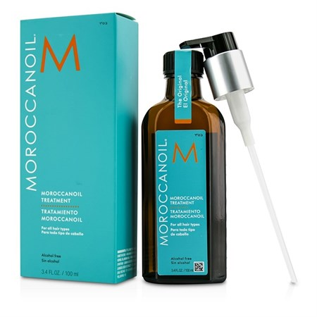 Moroccanoil Treatment for all hair types - Восстанавливающее масло для всех типов волос 100мл - фото 4702