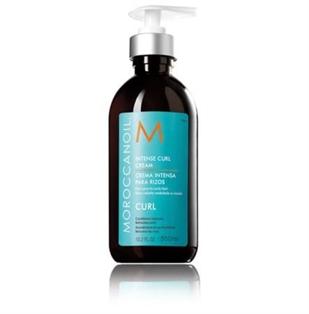 Moroccanoil Intense Curl Cream - Крем для подчеркивания кудрей интенсивного действия 500мл - фото 4714