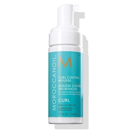 Moroccanoil Curl Control Mousse - Мусс для кудрявых волос 150мл - фото 4717