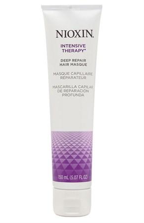 Nioxin Intensive Therapy Deep Repair Hair Masque - Маска для глубокого восстановления волос 150мл - фото 4786