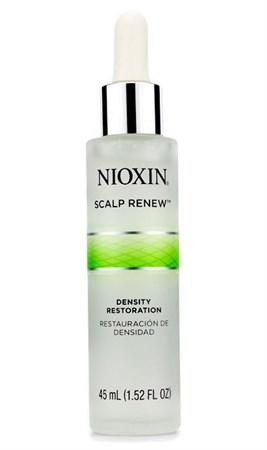 Nioxin Scalp Renew Density Restoration - Сыворотка для предотвращения ломкости волос 45мл - фото 4790