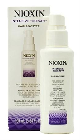 Nioxin Intensive Therapy Hair Booster - Усилитель роста волос 100мл - фото 4795