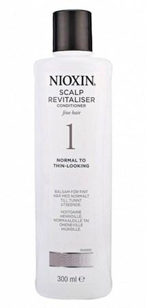 Nioxin Scalp Revitaliser System 1(Система 1) - Кондиционер увлажняющий 300мл - фото 4809