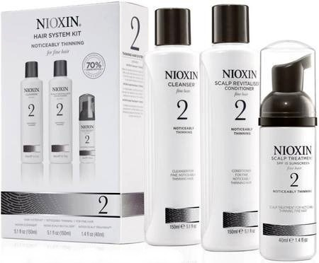 Nioxin System 2 Kit - Набор (Система 2) 150 мл+150 мл+40 мл - фото 4818