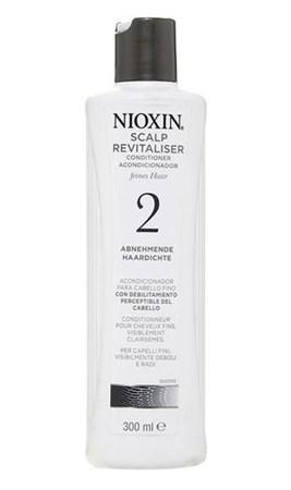 Nioxin Scalp Revitaliser System 2 - Кондиционер увлажняющий (Система 2) 300мл - фото 4820