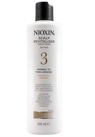 Nioxin Scalp Revitaliser System 3 - Кондиционер ниоксин (Система 3) 300мл увлажняющий - фото 4834