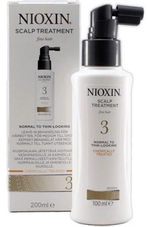 Nioxin Scalp Treatment System 3 - Ниоксин маска питательная (Система 3) 200мл - фото 4840