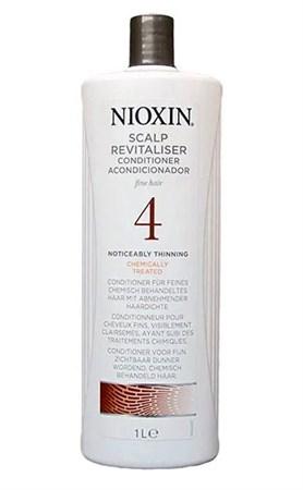 Nioxin Scalp Revitaliser System 4 - Кондиционер Ниоксин (Система 4) 1000мл увлажняющий - фото 4852