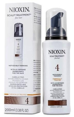 Nioxin Scalp Treatment System 4 - Маска Ниоксин питательная (Система 4) 200мл - фото 4855