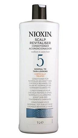 Nioxin Scalp Revitaliser System 5 - Кондиционер Ниоксин (Система 5) 1000мл увлажняющий - фото 4862