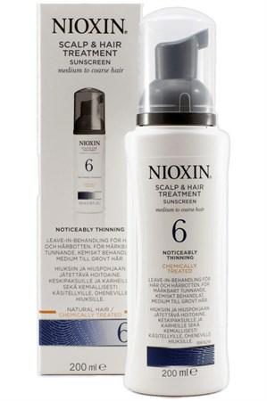 Nioxin Scalp Treatment System 6 - Маска Ниоксин питательная (Система 6) 200мл - фото 4881