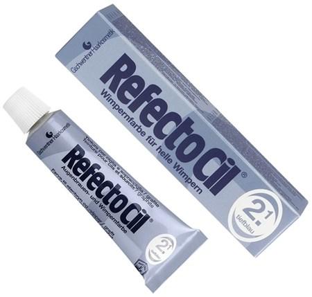 RefectoCil №2.1 - Краска для бровей и ресниц Синий 15мл - фото 4889