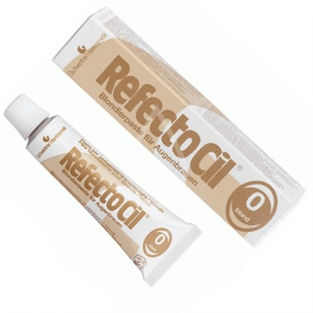 RefectoCil №0 - Краска для бровей и ресниц Блондор 15мл - фото 4899