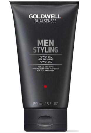 Dualsenses For Men Power Gel - Гель для укладки волос 150мл - фото 4915