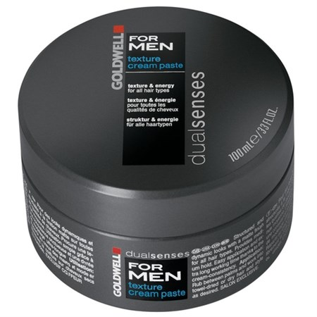 GOLDWELL Dualsenses for Men Texture Cream Paste - Крем-паста для укладки волос 100мл - фото 4916