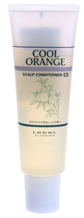 Lebel Cool Orange Scalp Conditioner M - Кондиционер очиститель для сухой кожи головы Холодный Апельсин 130 гр - фото 4980