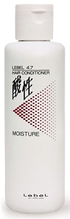 Lebel рH 4.7 Moisture Conditioner - Жемчужный Кондиционер для волос 250мл - фото 4989