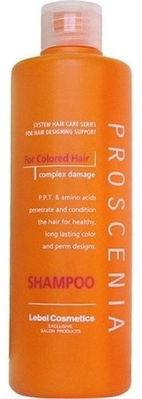 Lebel Proscenia Shampoo - Шампунь для окрашенных волос 300мл - фото 4996