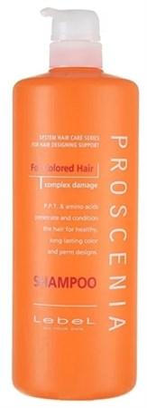 Lebel Proscenia Shampoo - Шампунь для окрашенных волос 1000мл - фото 4999