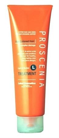 Lebel Proscenia Treatment L - Маска для окрашенных и химически завитых волос 240мл - фото 5003