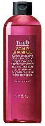 Lebel Theo Scalp Shampoo - Шампунь от выпадения волос для мужчин 320мл - фото 5014