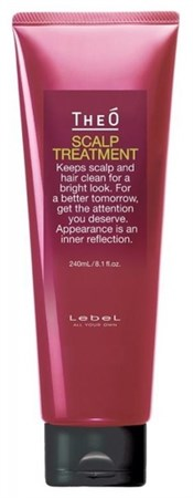 Lebel Theо Scalp Treatment - Крем уход для кожи головы и волос 240мл - фото 5019