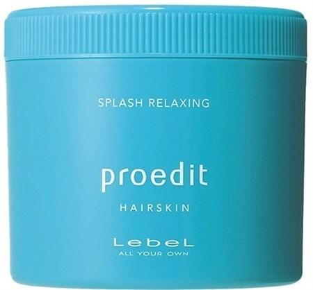 "Lebel Proedit Hairskin Splash Relaxing - Крем для волос ""Свежесть"" 360мл - фото 5036"